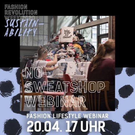 Flyer Fashion Revolution Week